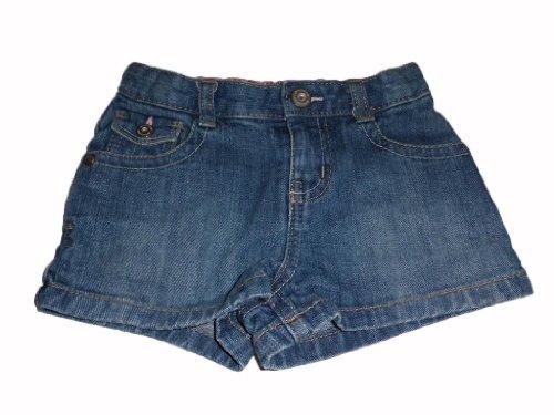 Genuine Kids - by OshKosh - süsse Shorts - Mädchen - 5 Pocket - Gr. ca. 98 (US 3T) - aus USA (Oshkosh Kinder-shorts)