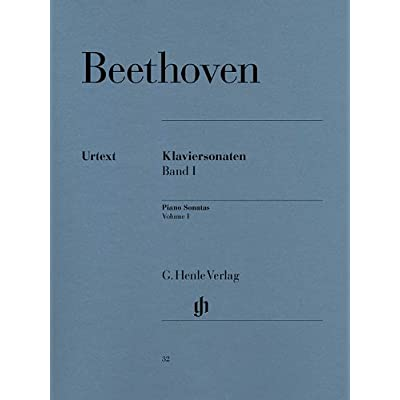 Beethoven : Piano Sonates, volume 1