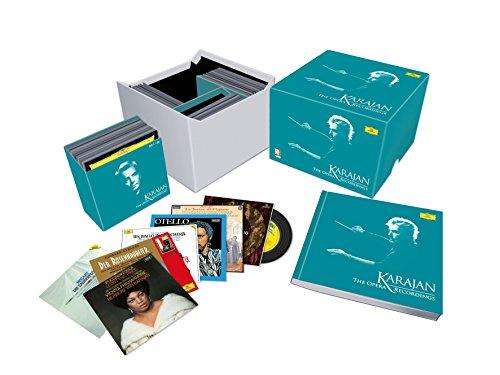karajan 1960s – complete dg recordings
