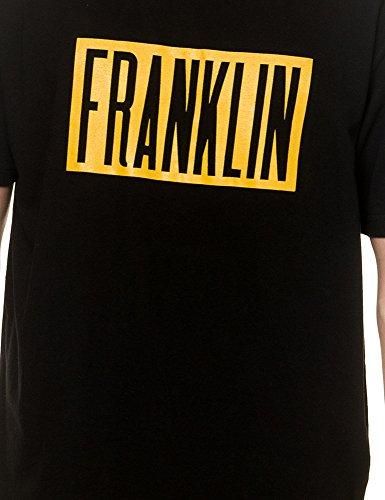 Franklin & Marshall Herren T-Shirt Schwarz