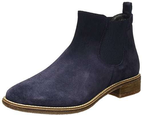 Sioux Damen Horatia Chelsea Boots, Blau (Night), 38.5 EU ( 5.5 UK)