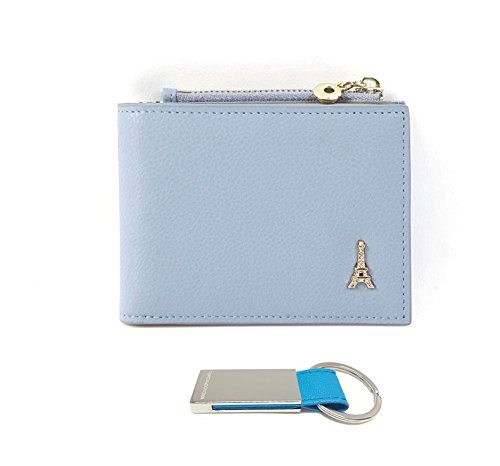 womens-small-compact-bifold-leather-wallet-sky-blue
