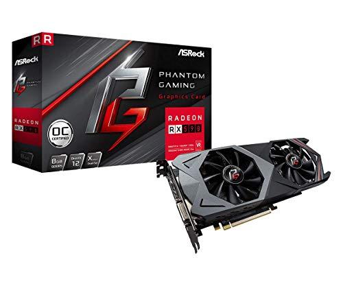 ASRock Phantom Gaming X Radeon RX590 8G OC - Scheda grafica