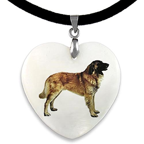 estrela-dog-mother-of-pearl-heart-pendant-with-velvet-strap