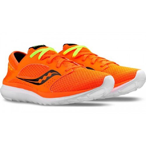 Saucony Men's Kineta Relay Men's Footwear orange/noir