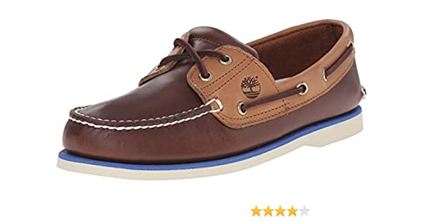 Scarpe And 2 Tan Soil Classic Boat Eyepotting Two Timberland Tone wUzZqF7c