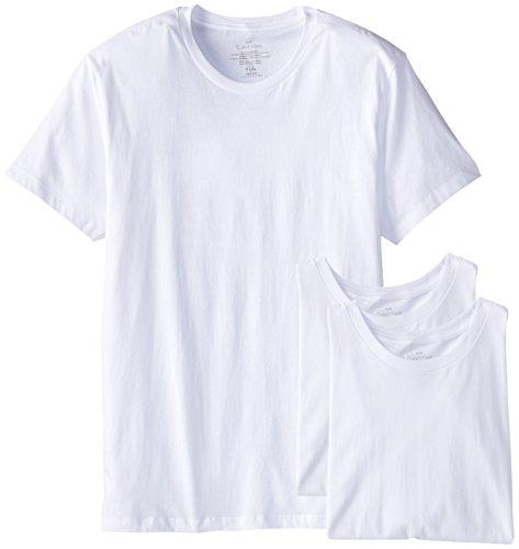 Calvin klein da uomo taglio classico girocollo t-shirts 3-confezione da