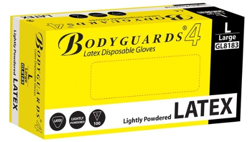 bodyguard-gl8183-latex-lightly-powdered-disposable-gloves-set-of-105