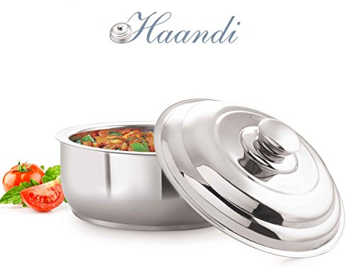 NanoNine Insulated Haandi Serving Pot, 1000ml