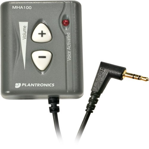 Plantronics Mobile Headset Amplifier with 2.5mm Plug