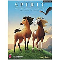 Spirit: Stallion of the Cimarron. Partituras para Piano, Canto y Guitarra (cajas de acuerdo)