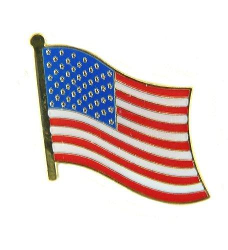 Flaggen Pin Fahne USA Pins Anstecknadel Flagge