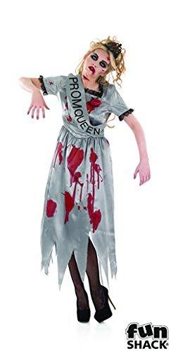 Prom Queen Girl Halloween (Queen 300 Kostüm)