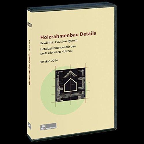 Preisvergleich Produktbild CD-ROM Holzrahmenbau-Details