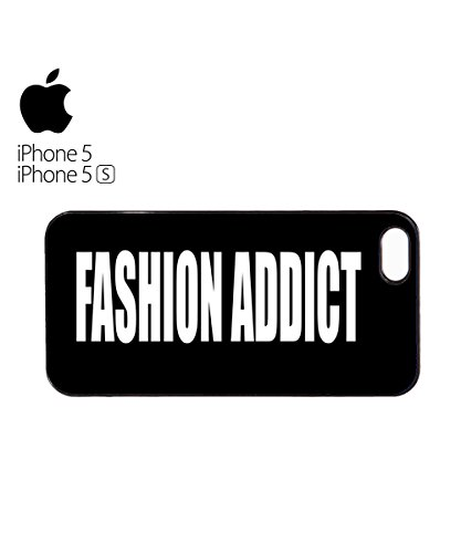Fashion Addict Blogger Mobile Cell Phone Case Cover iPhone 6 Plus Black Weiß