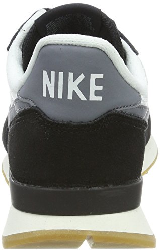 Nike Internationalist, Sneakers Basses Femme Multicolore (Summit White/cool Grey-black-gum Med Bro)