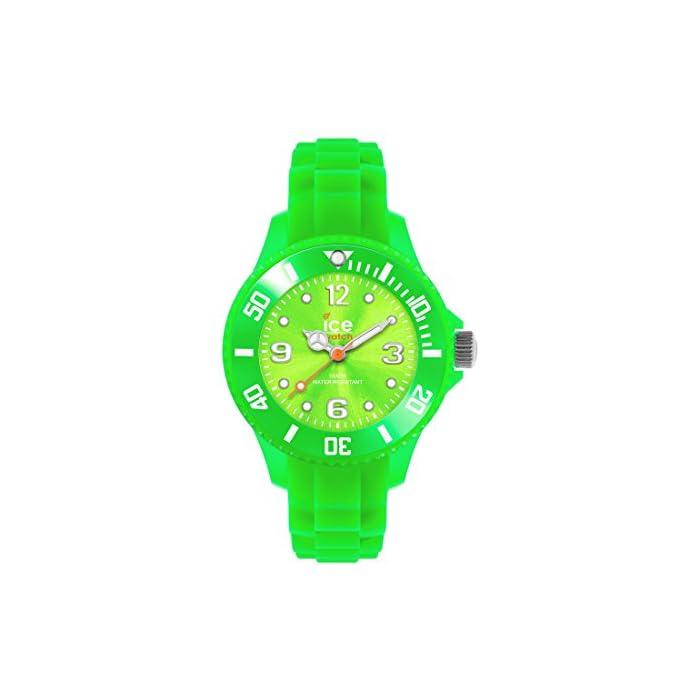 Ice-Watch - Ice Forever Green - Grün Herrenuhr mit Silikonarmband