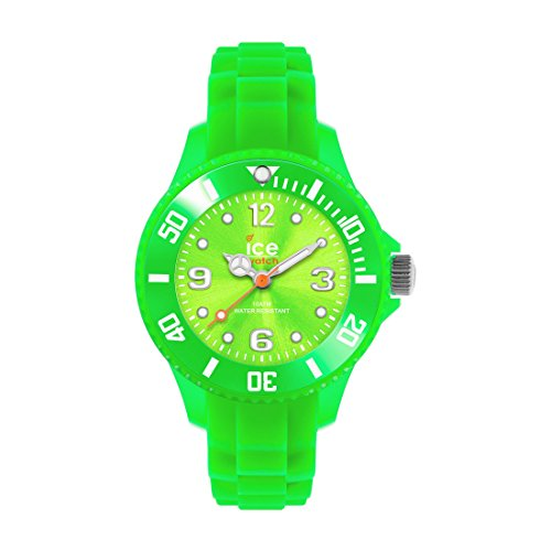 Ice-Watch - ICE forever Green - Grüne Jungenuhr mit Silikonarmband - 000792 (Extra Small)
