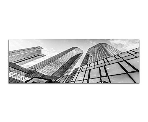 tela-come-foto-nero-bianco-120-x-40-cm-panorama-frankfurt-am-main-deutsche-bank-edifici