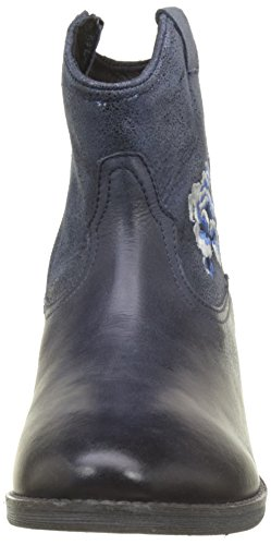 Kaporal Vonka, Stivali Western Donna Blu (marine)