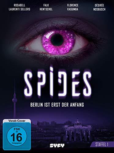 Spides - Berlin ist erst der Anfang - [DVD]