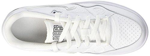 Nike Son Of Force (GS) Scarpe Sportive, Ragazzo Bianco