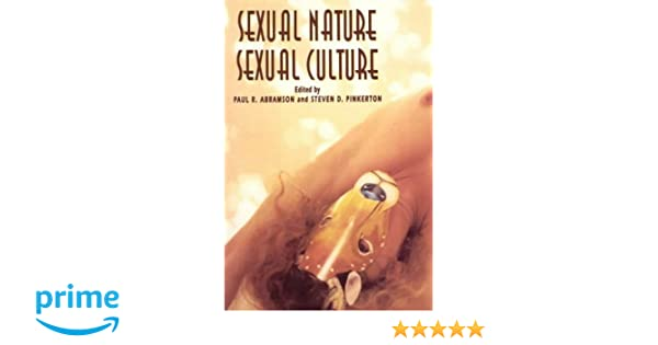 Sexual nature sexual culture