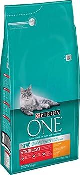 ONE sterilcat Poulet, Nourriture pour Chat Pack de 1(1x 6kg)