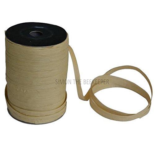 Raffia paper ribbon - 100 metre roll Test
