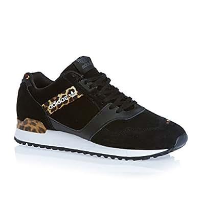 adidas Originals Zx 700 Contemp W, Baskets mode femme, Noir (Noiess/Ftwbla/Ftwbla), 42 2/3