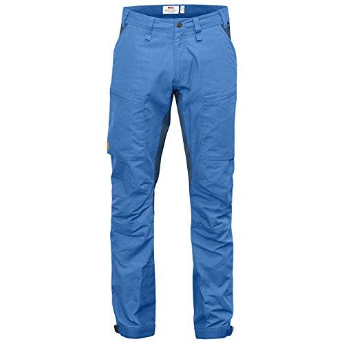 Fjällräven Abisko Pantalon pour homme Lite Trekking Trousers Dark Navy-Uncle Blue