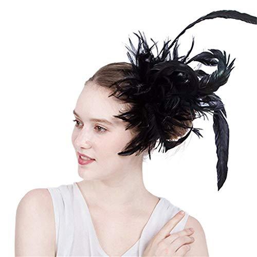 Federn Frauen Stirnband Kopfbedeckung mit Für Frauen Kentucky -