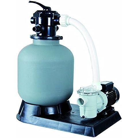 Kit Filtración poolfilterset 4006m3/h