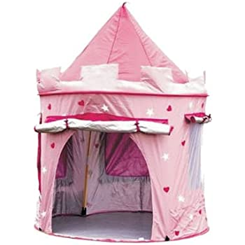 childrens pop up play tent designed like a farmyard with a. Black Bedroom Furniture Sets. Home Design Ideas