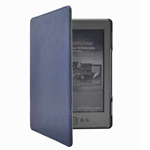 Jamicy Universal piel funda Cover Skin Kindle 4y