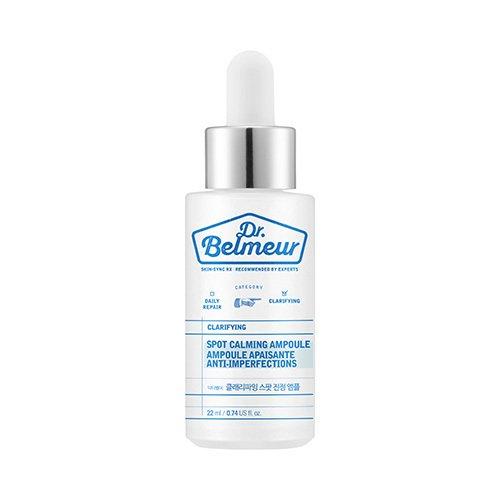 [le visage Shop] Dr. Belmeur clarifiant spot apaisant ampoule 22 ml