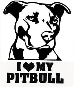 VelvxKl Divertente Pitbull Cane Non giudicarmi Camion dellautomobile delle Decalcomanie Adesivo Riflettente Decor Black