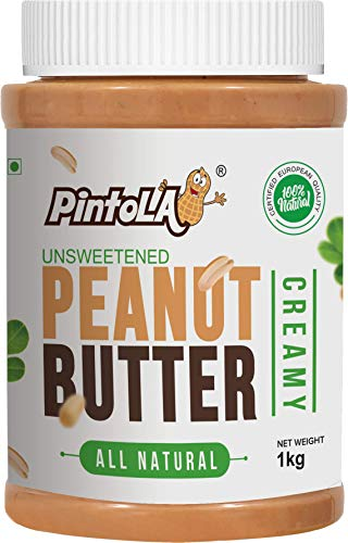 7. All Natural Peanut Butter Creamy