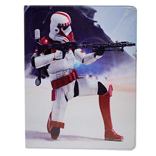 ad 6) Folio Star Wars Hülle/Schützendes PU Leder Smart Flip Hülle/iCHOOSE / Shocktrooper ()