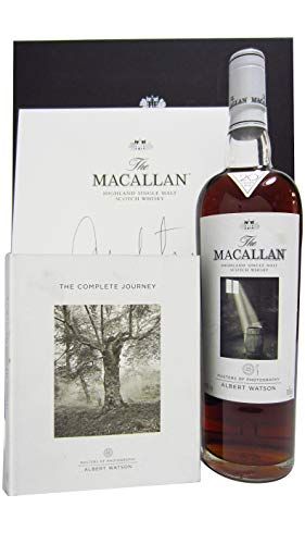 Macallan - Masters of Photography Albert Watson - 1990 20 year old Whisky