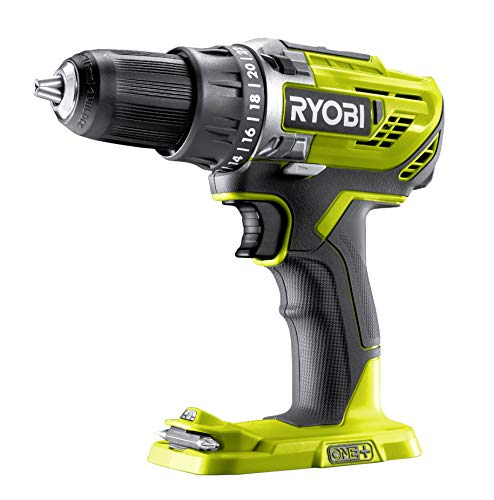 Ryobi One + R18Dd3-0 Perceuse sans Fil 18 V (Corps uniquement)