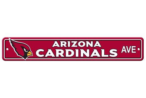 Fremont Die NFL Arizona Cardinals Kunststoff Straßenschild, Arizona Cardinals