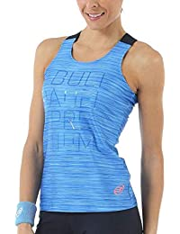 Bull padel Camiseta BULLPADEL VOSER Azul Mujer