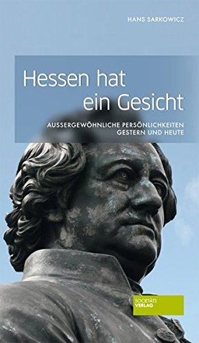 Rothschild Hat (Hessen hat ein Gesicht: Außergewöhnliche Persönlichkeiten gestern und heute)