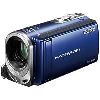 Sony DCR SX34Camcorder Flash, 60x Optical Zoom, 6,9cm (2,7Zoll) Display, 4GB Internal Memory, Touchscreen