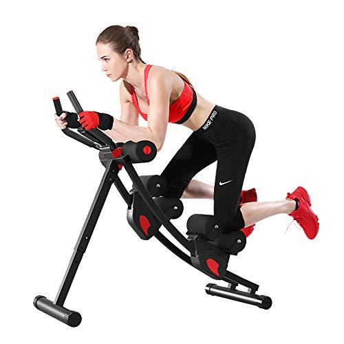 AB Trainer, Aparato de Fitness para el Hogar Como Ayuda para la Pérdida de Peso y Para Entrenar los Abdominales