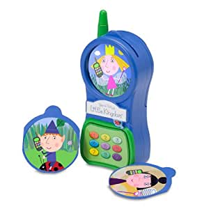 Ben and Holly's Little Kingdom 9 x 12 x 18cm Magic Phone (Muticolour)