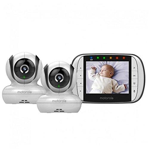 Motorola MBP36S – 2 Camera Video Baby Monitor 41RNVd3P1OL