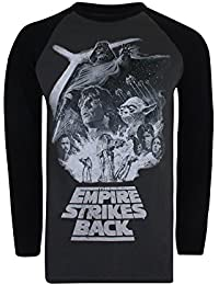 Star Wars Empire Strikes, Camiseta para Hombre