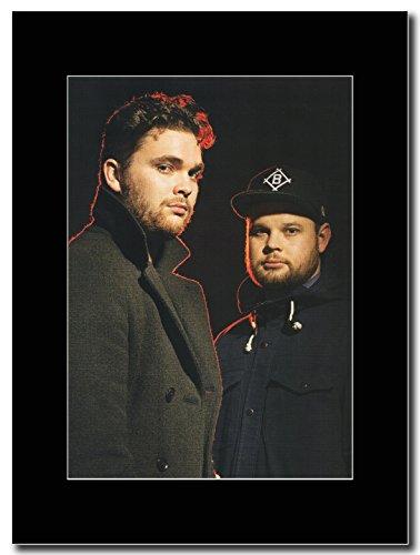 Royal Blood-Just Two Magazine of The Us Promo su un supporto, colore: nero